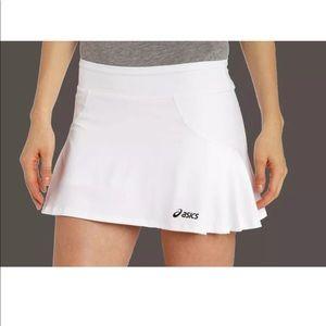 Asics Women's Love Tennis Skort White